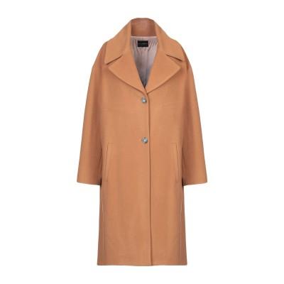 アトス ロンバルディーニ ATOS LOMBARDINI コート キャメル 42 バージンウール 80% / ナイロン 20% コート