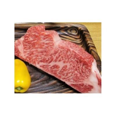 飛騨市推奨特産品 飛騨牛4等級サーロインステーキ用500gをブロックでお届けします![D0053]