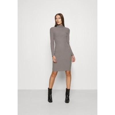 ジン レディース ワンピース トップス Shift dress - mottled grey mottled grey