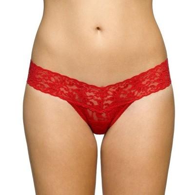 ハンキーパンキー レディース パンツ アンダーウェア Signature Lace Low-Rise Thong