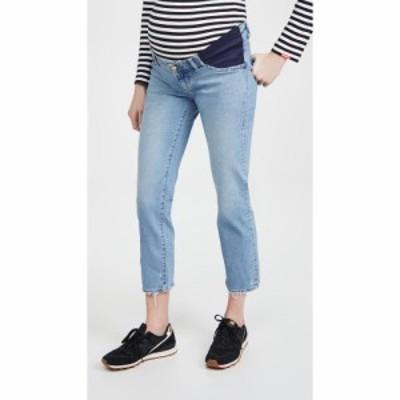 ディーエル1961 DL1961 レディース ジーンズ・デニム マタニティウェア ボトムス・パンツ Patti Straight Maternity Mid-Rise Jeans Reef