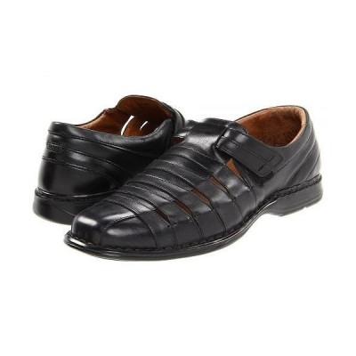 Josef Seibel ジョセフセイベル メンズ 男性用 シューズ 靴 オックスフォード 紳士靴 通勤靴 Steven - Roma Black