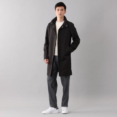 サンヨーコート SANYOCOAT <UMBRELLA COAT>スタンドカラーコート (ブラック)