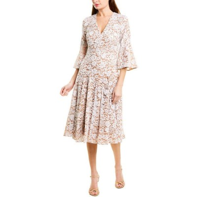 マイケル コース ワンピース トップス レディース Michael Kors Collection Dress optic white