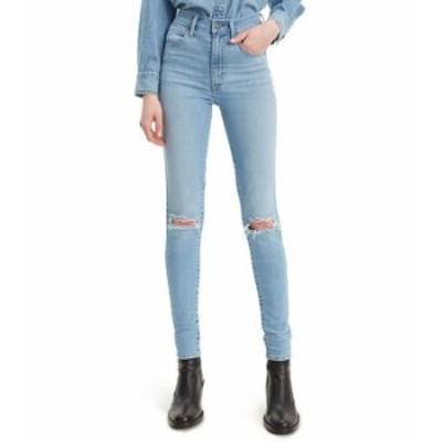 リーバイス レディース デニムパンツ ボトムス Levi'sR Mile High Woven Stretch Super Skinny Jeans Ontario Summer