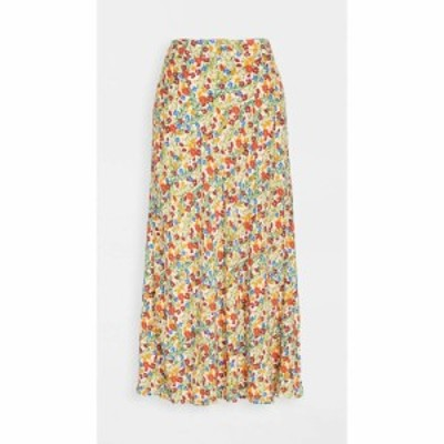 ベルベット グラハムandスペンサー Velvet レディース スカート rita skirt Blossom