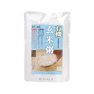 コジマ 有機・玄米粥 200g
