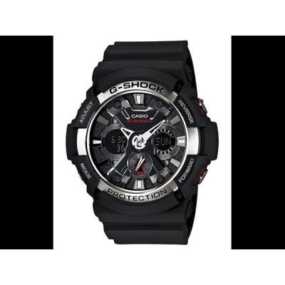 カシオ CASIO Gショック G-SHOCK 腕時計 GA-200-1AJF 国内正規 ブラック