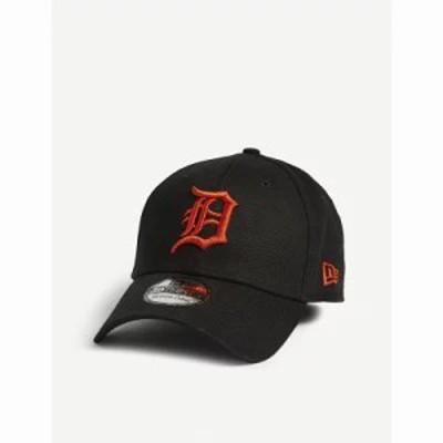 ニューエラ キャップ detroit tigers 39thirty baseball cap Black orng