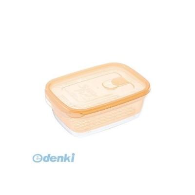 [AYD2201] 茹でうま野菜調理容器 角型 A−043(YO) 4901126104336