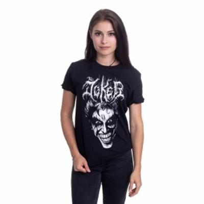 インペリコン Impericon レディース Tシャツ トップス Batman - Death Metal - T-Shirt black