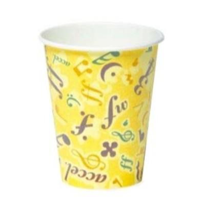 【60個】SM-205D カフェメロディー (211ml)断熱性 発泡 紙コップ 東罐興業 使い捨て 業務用 カップ 耐熱 コップ  (本体のみ)60個入