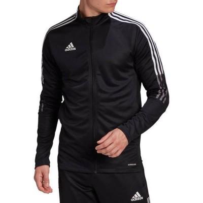 アディダス メンズ ジャケット・ブルゾン アウター adidas Men's Tiro 21 Track Jacket