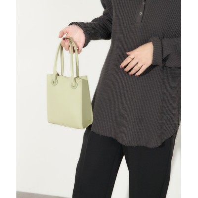natural couture / PVC*合皮2個セットトートバッグ WOMEN バッグ > トートバッグ