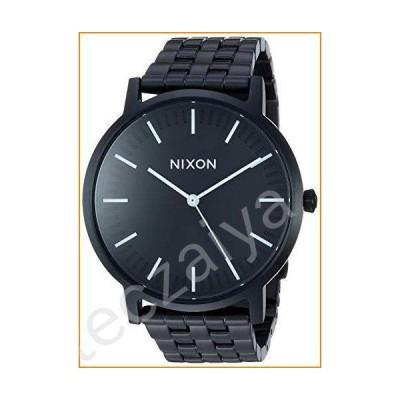 Nixon Porter Modern Men's Watch (40mm. Stainless Steel Band) (All Gold/Black Sunray)並行輸入品