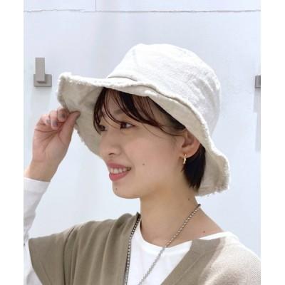 LEPSIM / フリンジバケットHAT 930847 WOMEN 帽子 > ハット