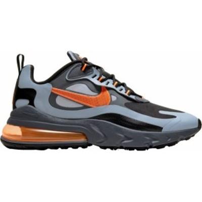 ナイキ メンズ エアマックス270 Nike Air Max 270 React Winterized スニーカー Wolf Grey/Total Orange/Black/Dark Grey