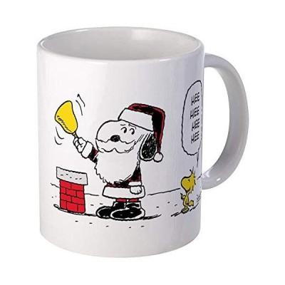 Santa Snoopy And Woodstock Mug Unique Coffee Mug, Coffee Cup 3PAUY4