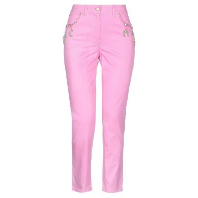CLIPS MORE パンツ ピンク 40 コットン 98% / ポリウレタン 2% パンツ