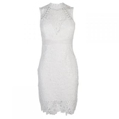 バルドー Bardot レディース ワンピース ワンピース・ドレス Paris Lace Dress IVORY
