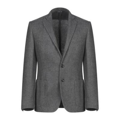 TONELLO テーラードジャケット ファッション  メンズファッション  ジャケット  テーラード、ブレザー 鉛色