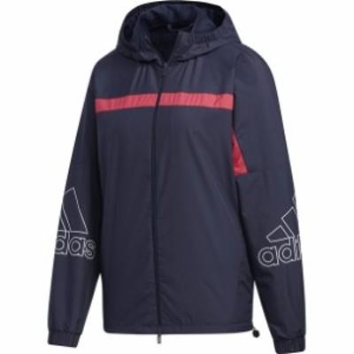 04 W MH BOS WJKT adidas アディダス マルチSPウインドシャツ W (ixk77-gf7011)
