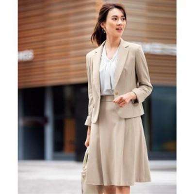 レディースファッション ジャージスカートスーツ(洗濯機OK) 5AP58 7AP61 7AR61 9AR64 11AR67 13AR70 11AT67 13AT70 13ABR76|2657-475364