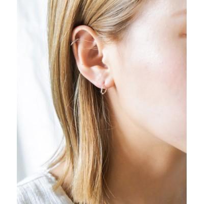 INNOCENT / SILVER925 10mmツイストピアス WOMEN アクセサリー > ピアス(両耳用)