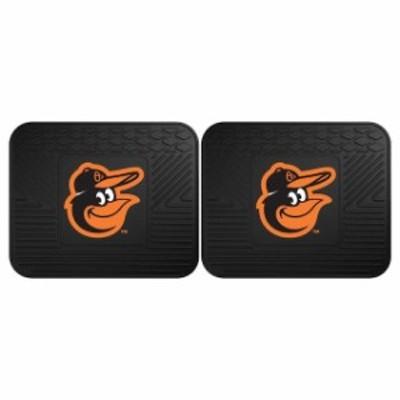 Fan Mats ファン マット スポーツ用品  Baltimore Orioles 2-Pack Utility Mat Set