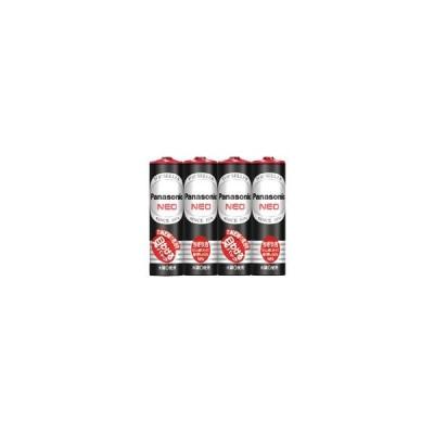 ato5966-4765  マンガン乾電池 ネオ黒 単3形 4本 1パック(4本入) Panasonic R6PNB/4VSE