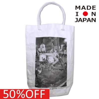"""かばん """" MATATABI/レディース/メンズ/マタタビ/"""" 子供服 TYVEK tote Bag Photo"""