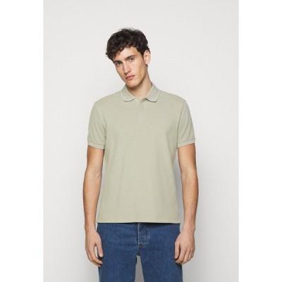 クラブ モナコ ポロシャツ メンズ トップス SEED STITCH - Polo shirt - field sage
