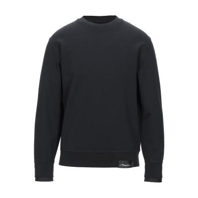 3.1フィリップリム 3.1 PHILLIP LIM スウェットシャツ ブラック S コットン 100% スウェットシャツ