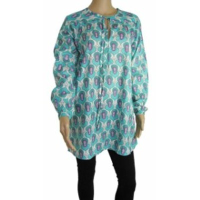 ファッション ドレス Antik Batik Womens Marie Long Tunic Shirt/Dress