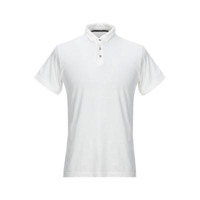 HOMEWARD CLOTHES ポロシャツ ホワイト XXL コットン 100% ポロシャツ