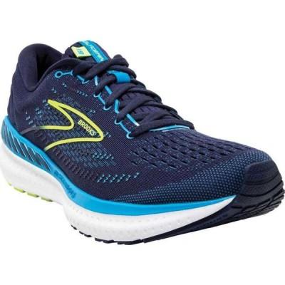 ブルックス Brooks メンズ ランニング・ウォーキング スニーカー シューズ・靴 Glycerin GTS 19 Running Sneaker Navy/Blue/Nightlife