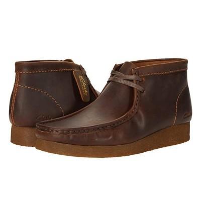 クラークス Wallabee Boot 2 メンズ ブーツ Beeswax Leather