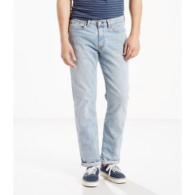 リーバイス メンズ デニムパンツ ボトムス Levi's Men's 514 Stretch Straight-Fit Jeans Blue Stone