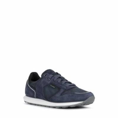 ジェオックス GEOX メンズ スニーカー シューズ・靴 Volto 1 Sneaker Blue