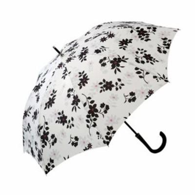 DCMブランド 雨風に強い傘婦人AJP耐風仕様 大花柄