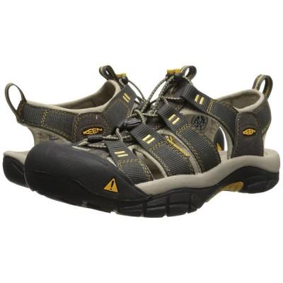 キーン KEEN メンズ サンダル シューズ・靴 Newport H2 Raven/Aluminum