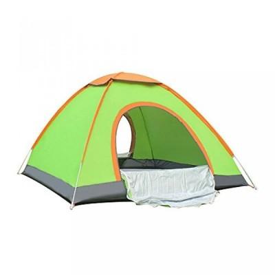 テント MIAO Outdoor Camping Oxford Cloth 2 People Automatic Tents