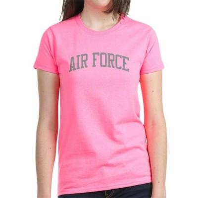 レディース 衣類 トップス CafePress - Air Force - Women's Dark T-Shirt グラフィックティー
