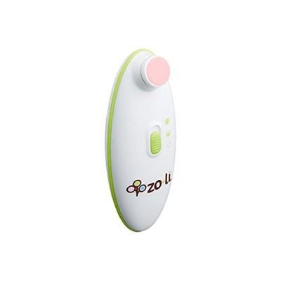 Aidee(エイディー)エイディーAidee赤ちゃん用電動爪ヤスリ バズビー(buzz b.) これ一つで赤ちゃんの爪をやさしくケア ホワイト BC0