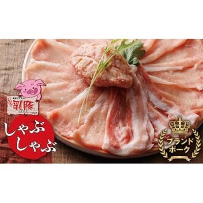 G04-05 乳豚しゃぶしゃぶ鍋Bセット(バラ・モモ・つみれ)