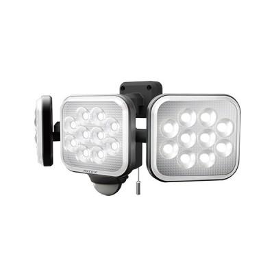 LEDセンサーライト ライテックス 作業・警告・防犯灯 センサーライト