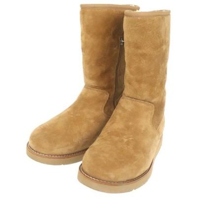アグ UGG レディース 靴 ムートンブーツ 1005075 W USAサイズ7 約24cm ブラウン シューズ 中古A 257660