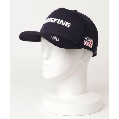 BRIEFING / MENS BASIC CAP MEN 帽子 > キャップ