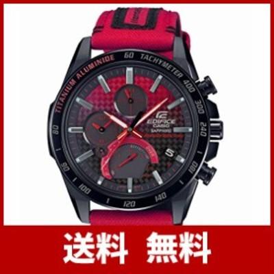 [カシオ] 腕時計 エディフィス Honda Racing Limited Edition スマートフォンリンク EQB-1000HRS-1AJR メンズ