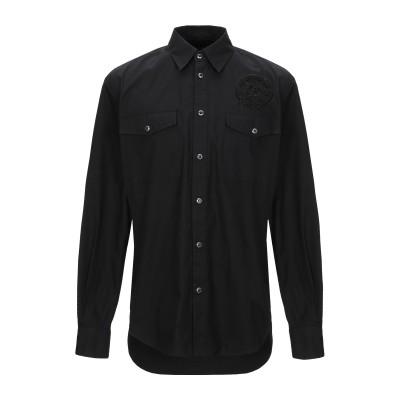 ジョン リッチモンド JOHN RICHMOND シャツ ブラック 46 コットン 100% シャツ